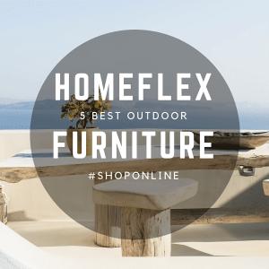 Aussie Welcomes the 5 Best Outdoor Furniture By Homeflex